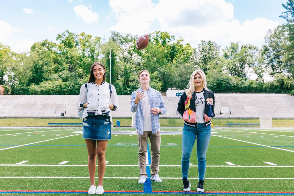 Shop our August Back to High School Fashion Story