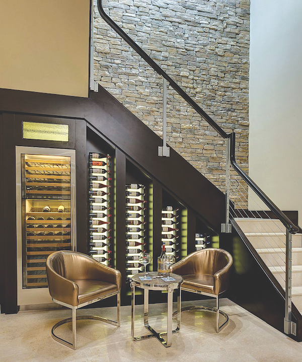 5 Ways to Display and Store Wine in your home