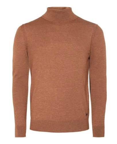 Hugo Boss Wool Blend Turtleneck Sweater Dolce Moda