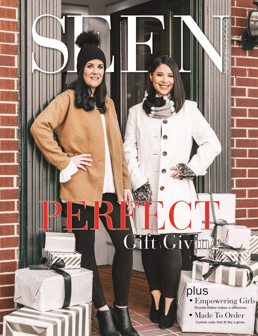 SEEN Magazine Gift Guide Issue