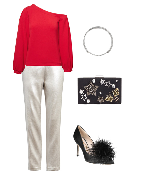 Office Holiday Party Outfits