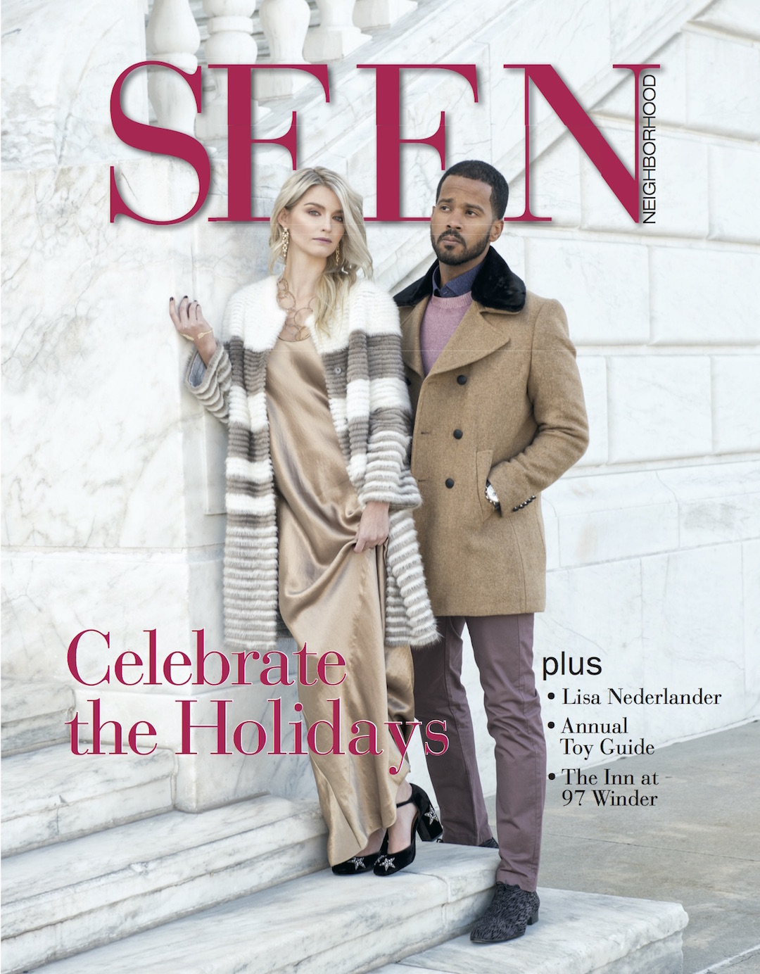 December 2017 SEEN Magazine Cover