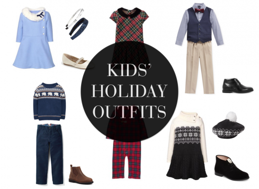 Holiday Outfit Ideas for Kids from Twelve Oaks Mall