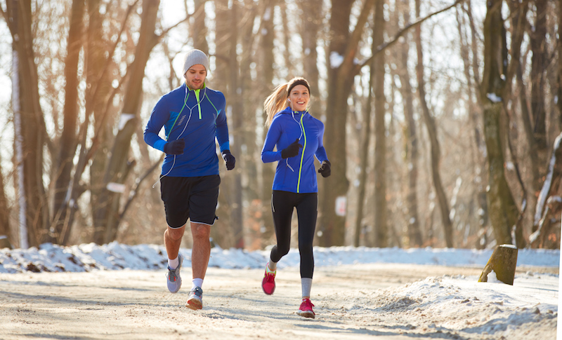 Benefits of exercising with your partner