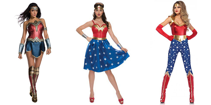 Shop the Cover: Wonder Woman is this years hottest Halloween costume